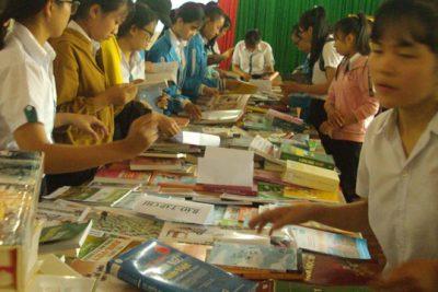 Sinh hoạt CLB Sách học đường – Tháng 11/2018