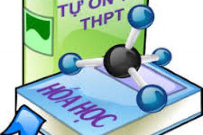 Đề thi thử THPT Quốc gia môn Hóa học (Cô Trần Thị Thu Hương)