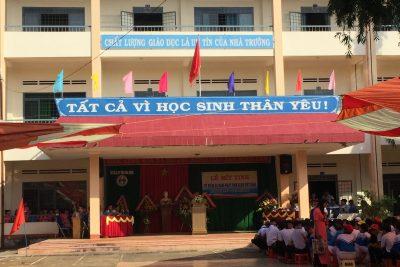 Lễ mít tinh kỉ niệm 35 năm Ngày nhà giáo Việt Nam (20/11/1982 – 20/11/2017)