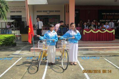 Hình ảnh buổi Lễ Khai Giảng năm học 2015-2016 (05/9/2015)