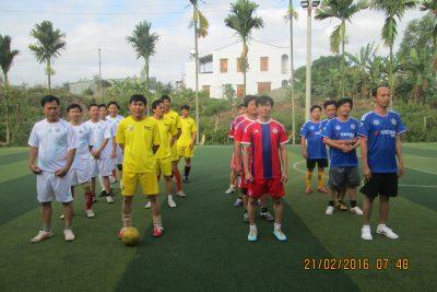 Giải bóng đá Mừng Đảng Mừng Xuân