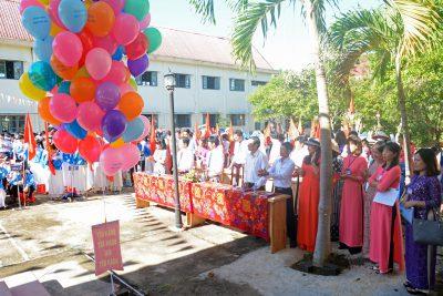 Hội nghị đại biểu Cha mẹ học sinh trường THPT Krông Nô, năm học 2018 – 2019