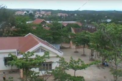 """Phóng sự 2011 – THPT Krông Nô """"Ngôi trường mang tên dòng sông"""""""
