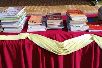 Sách ủng hộ tuần lễ Học tập suốt đời năm 2018