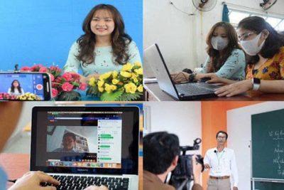 Hướng dẫn Dạy – Học trực tuyến
