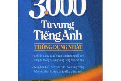 Ebook – 3000 từ vựng Tiếng Anh thông dụng nhất (nhiều tác giả)
